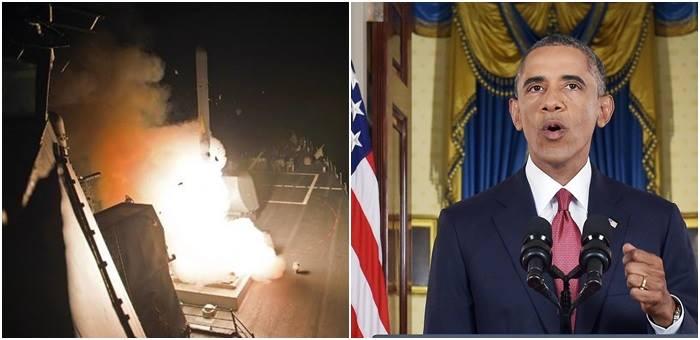 obama síria ataque