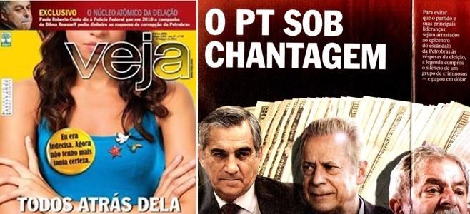 revista veja pt dilma 2014