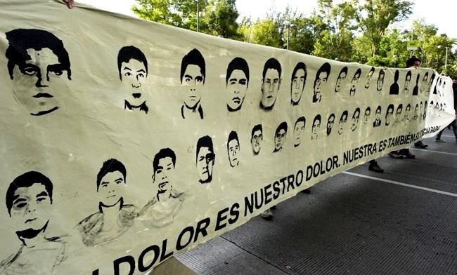 mexicanos desaparecidos iguala