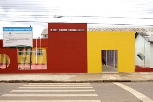Escola-Padre-Chiquinho-Rondonia