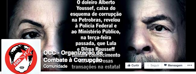 grupo facebook OCC