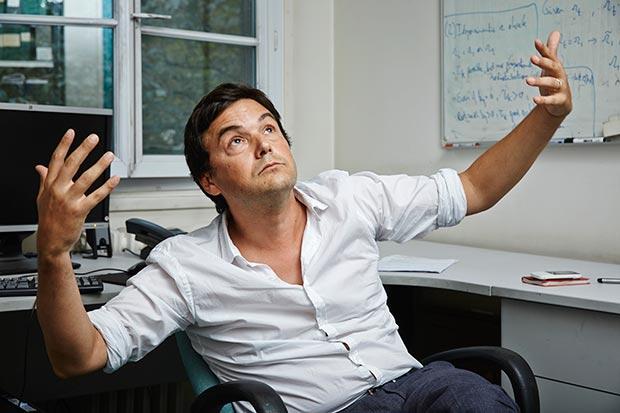 Thomas Piketty economista francês