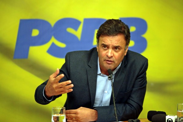 aécio neves congresso senado