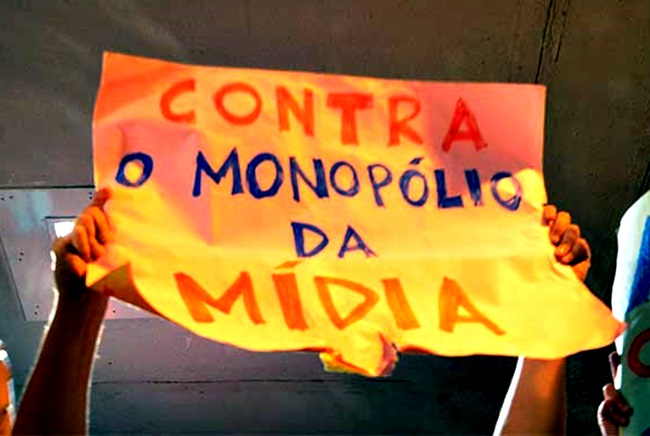 contra monopolio midia progressista brasil