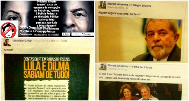 Delegados da Operação Lava Jato atacam Lula e Dilma pt