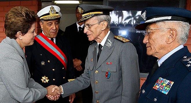 forças armadas dilma democracia impeachment golpe