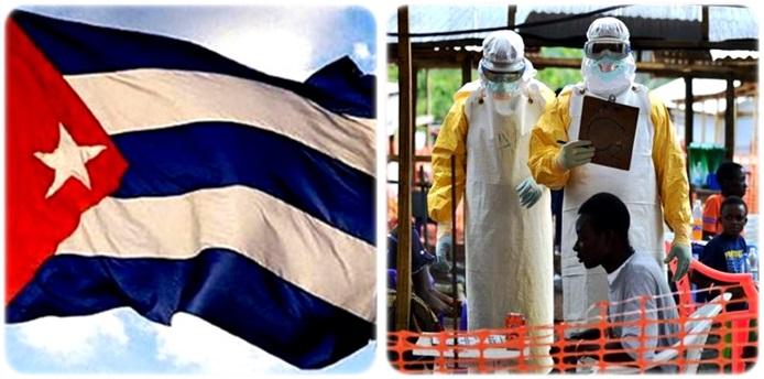 doenca ebola medicina cuba eua