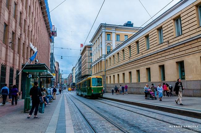 helsinki finlândia carros transporte