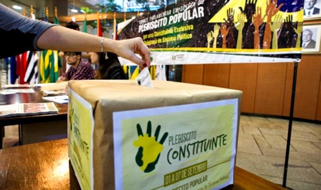 reforma politica participacao popular