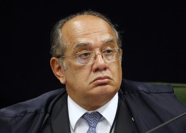 gilmar mendes contas campanha Dilma