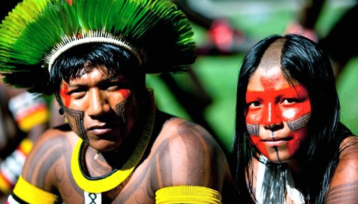 indígenas brasil índios mentiras