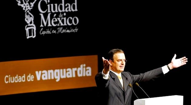 Marcelo Ebrard Mexico Progressismo Esquerda