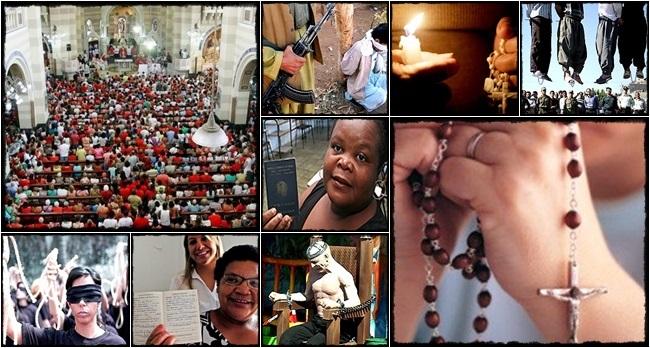 Fé hipocrisia pena de morte direitos humanos
