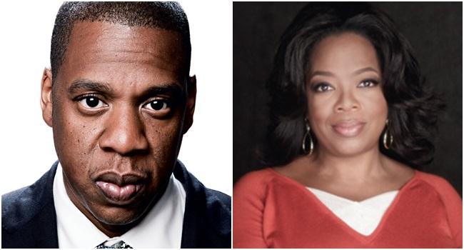 Jay Z racismo negro Oprah Winfrey