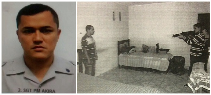 pedreiro executado reveillon PM São Paulo