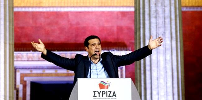 Syriza partido esquerda Grécia europa