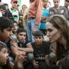 UN-Worldwide Refugees Jolie