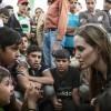 UN-Worldwide Refugees Jolie
