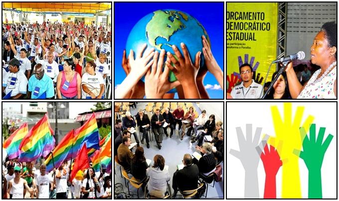 participação social direito democracia política públicas