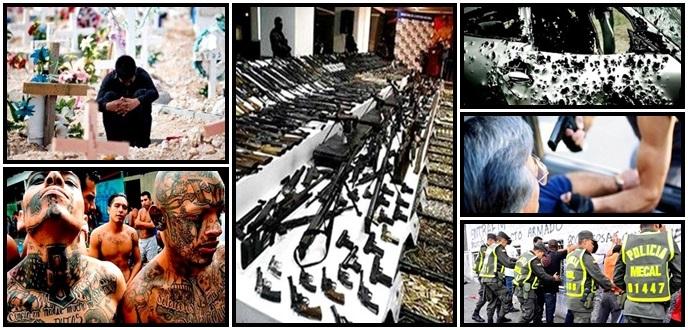 cidades mais violentas mundo brasil Honduras venezuela