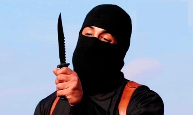 identidade mascarado estado islâmico Mohammed Emwazi