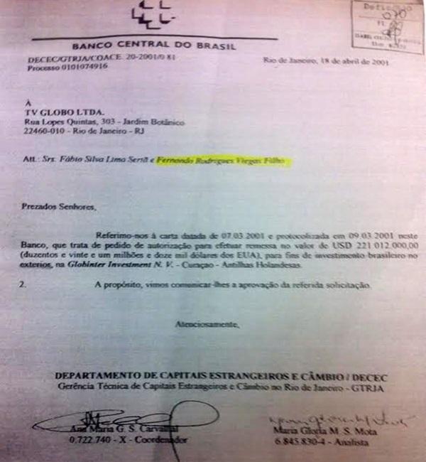 hsbc escândalo sonegação globo corrupção
