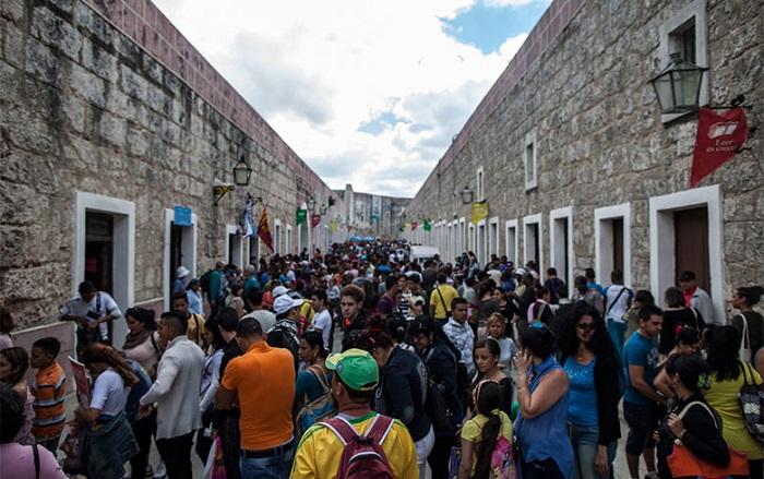 feira livro havana cuba
