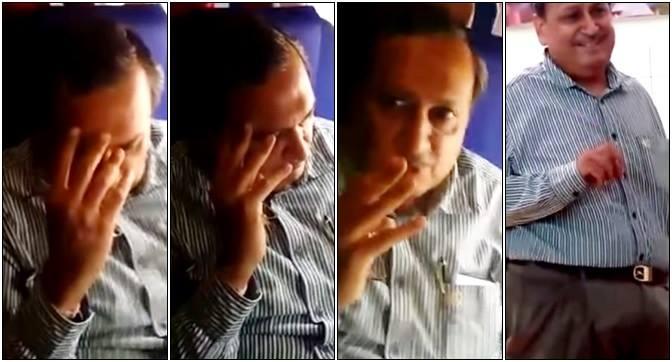 homem abusa mulher índia