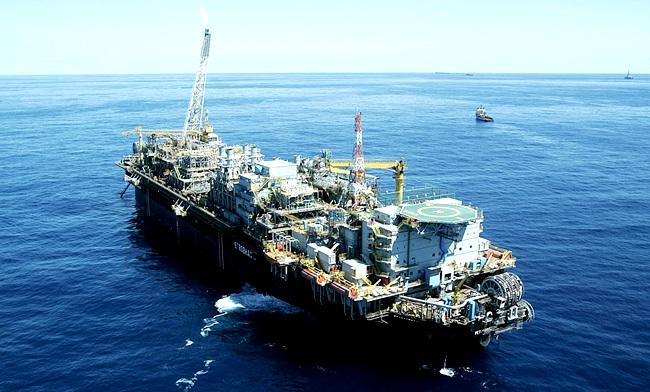 Petrobras petróleo pré sal premiação otc