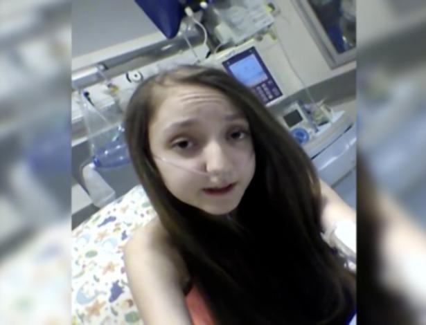 valentina menina chile eutanásia morrer