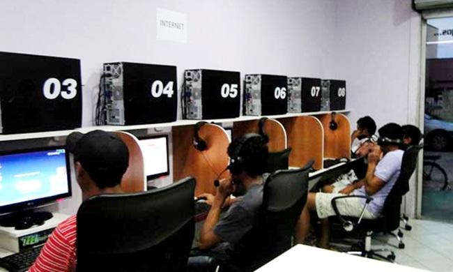 declínio lan house internet adolescente tecnologia