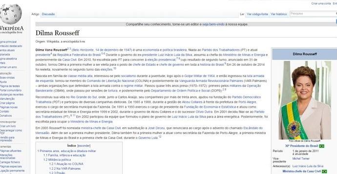 dilma perfil wikipedia trf