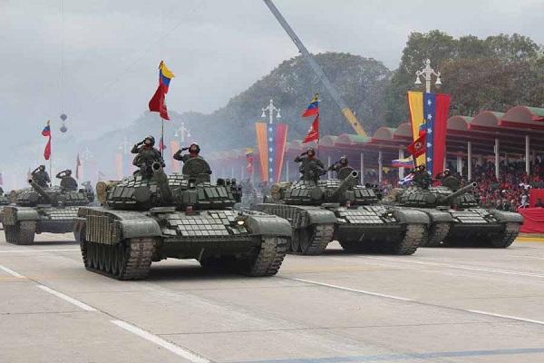 exército venezuela maduro eua