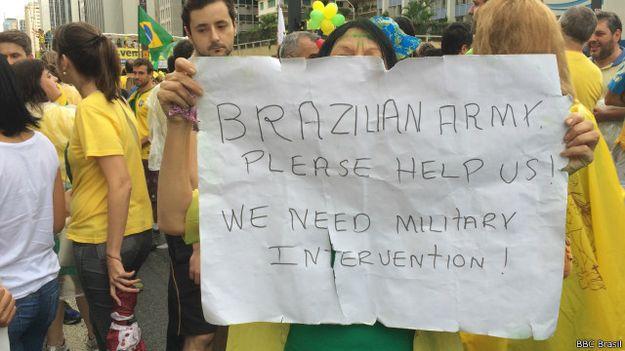 protesto dilma domingo manifestações impeachment