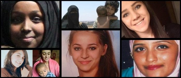 Estado Islâmico jovens ocidentais aliadas terrorismo