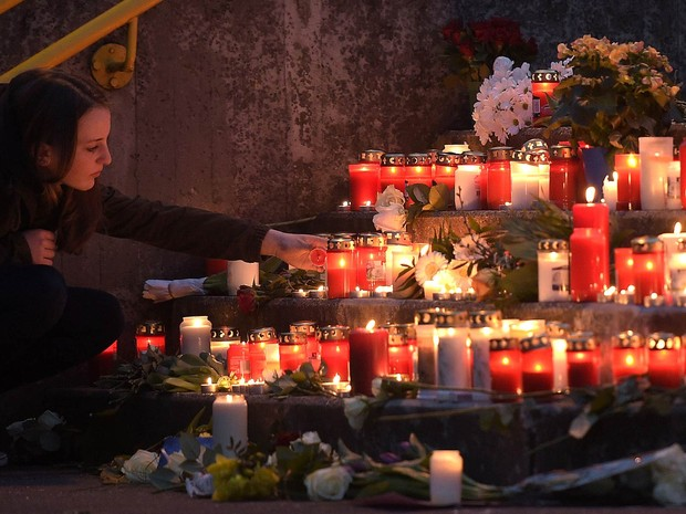 germanwings voo acidente tragédia mortes