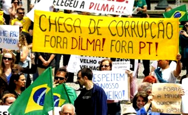 impeachment pt corrupção direita seletiva manifestação