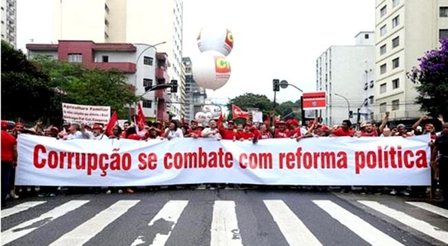 esquerda progressista impeachment direita golpe militar