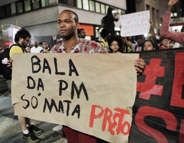 racismo brasil