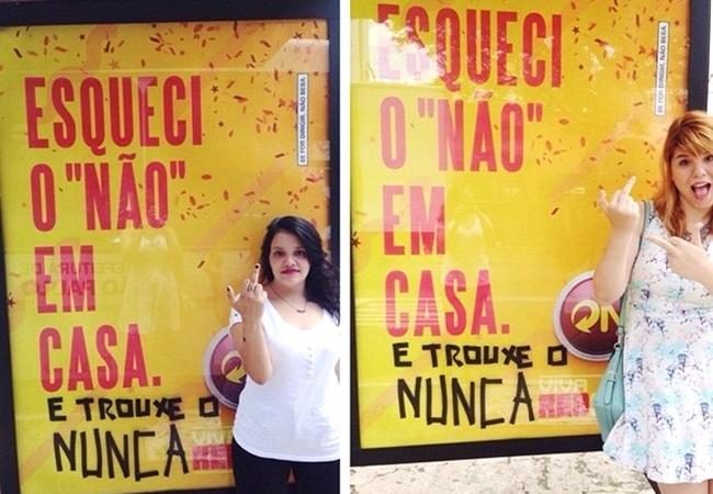 propaganda skol publicidade machista carnaval
