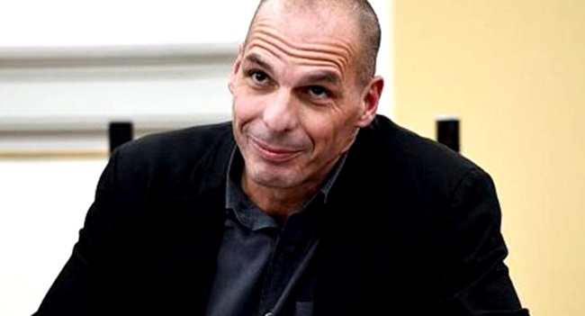 yanis varoufakis ministro grécia