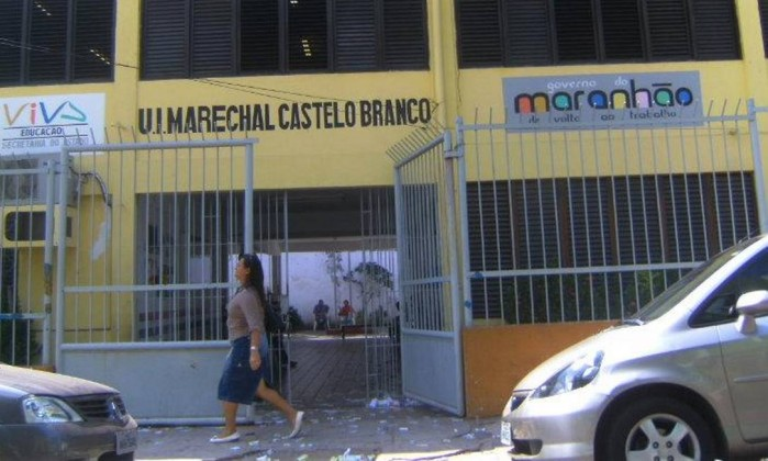 nomes ditadores em escolas do Maranhão educadores