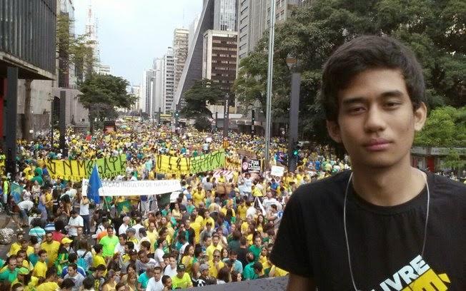 kim kataguiri brasil livre