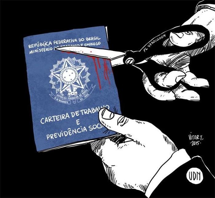 pl terceirização brasil trabalhadores
