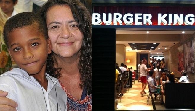 racismo burger king