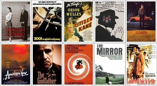 10 melhores filmes história