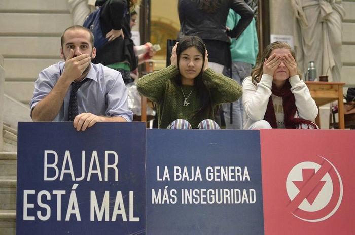redução maioridade penal uruguai