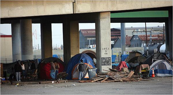 brasil eua pobreza mendigos