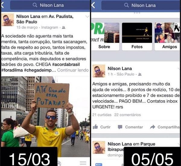 nilson lana corrupção falso moralismo