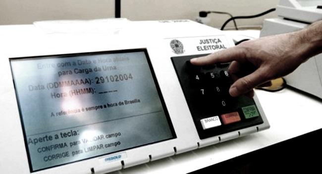 sistema eleitoral voto democrático eleição